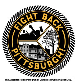 Fight Back Pittsburgh Logo